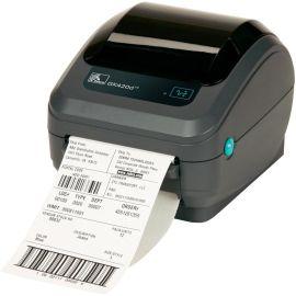 Zebra GK420d / GK420t verzend (parcelware) etikettenprinter