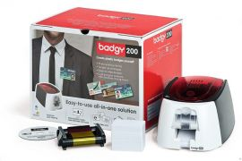 Evolis Badgy200 cardprinter KIT-BYPOS-7309