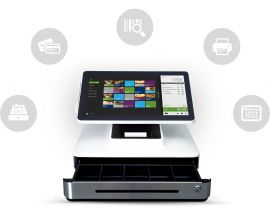 Elo PayPoint, 33,8cm (13,3'') POS system