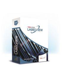 Teklynx Labelview software