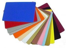 Gekleurde PVC kaarten