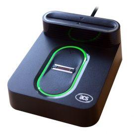 ACS AET65 Smart Card Reader with Fingerprint Sensor-AET65