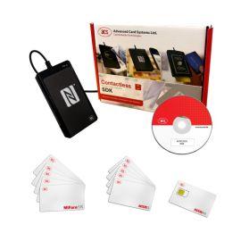 ACS SDK-ACR1252 NFC Reader, Card reader/writer mode, USB-SDK-ACR1252U