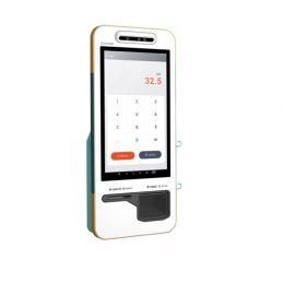 """SUNMI K1 F4600, 2D, 54.61cm (21.5""""), printer, Wlan, BT, Android, White"""