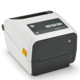 Zebra ZD421c Healthcare, cartridge, 8 dots/mm (203 dpi), RTC, EPLII, ZPLII, USB, USB Host, BT, Wi-Fi, grey-ZD4AH42-C0EW02EZ