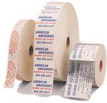 Zebra PolyO 3000T plastic labels